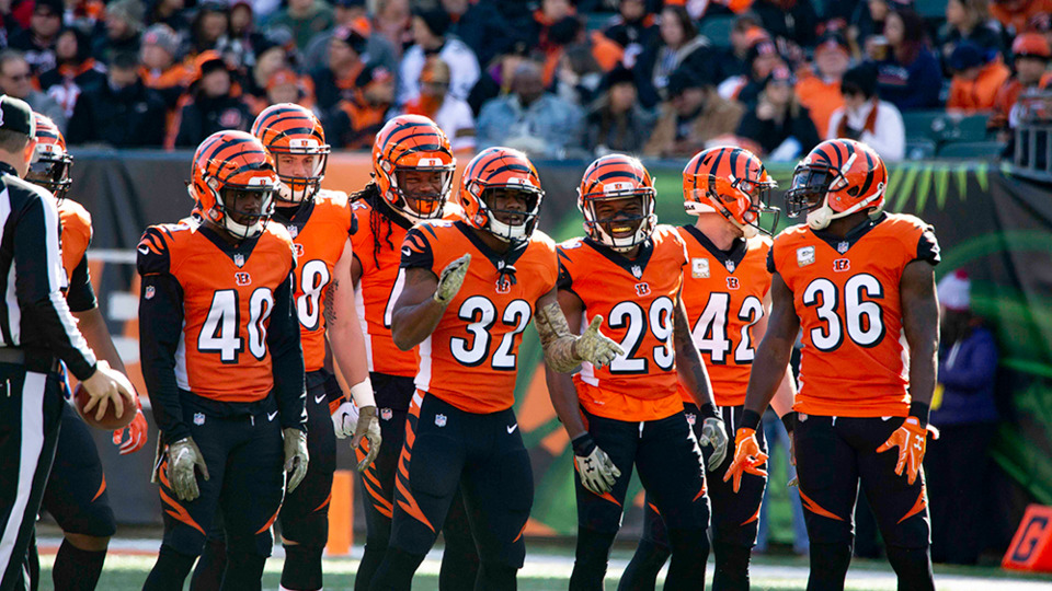 2020 Cincinnati Bengals Season Tickets (Includes Tickets To All Regular Season Home Games) at Paul Brown Stadium