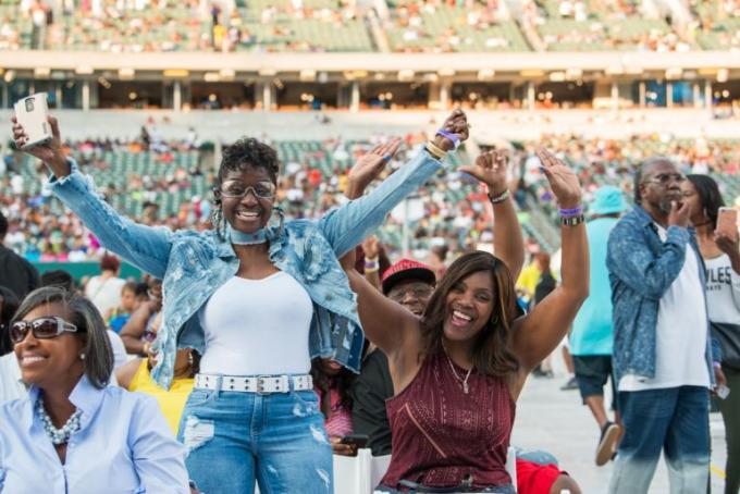 Cincinnati Music Festival - Friday at Paul Brown Stadium