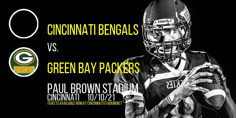 Cincinnati Bengals vs. Green Bay Packers at Paul Brown Stadium